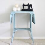 DIY Vintage Table Makeover