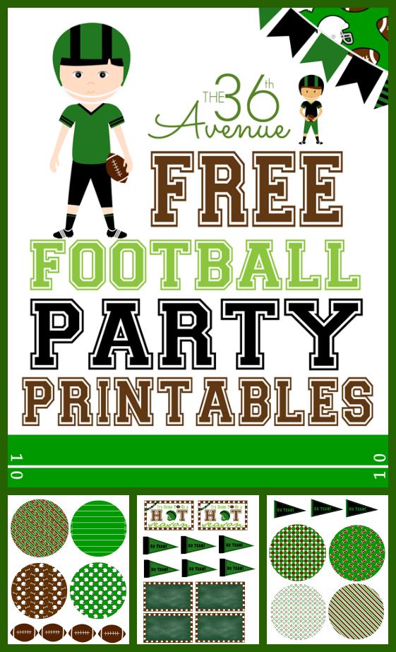 The 36th AVENUE | Super Bowl Party Ideas | The 36th AVENUE