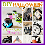 DIY Halloween Crafts and Decor