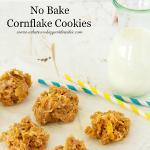 No Bake Conrflake Cookies