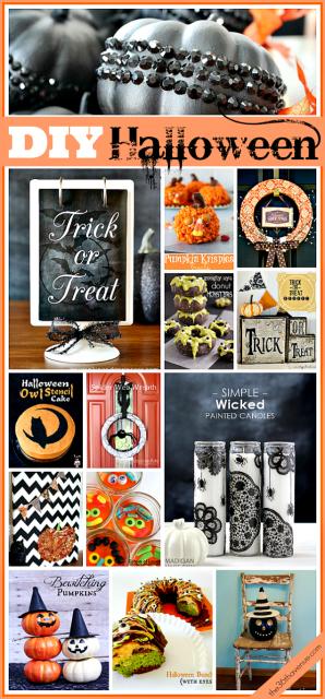 Best DIY Halloween ideas the36thavenue.com