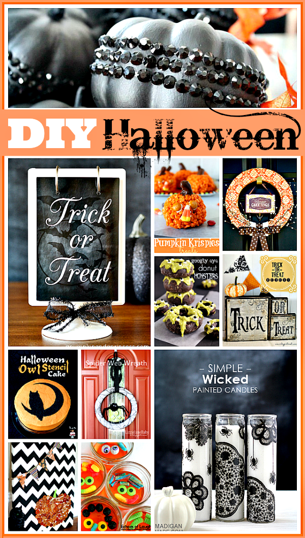Best DIY Halloween Ideas at the36thavenue.com