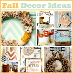 Gorgeous DIY Fall Decor Ideas