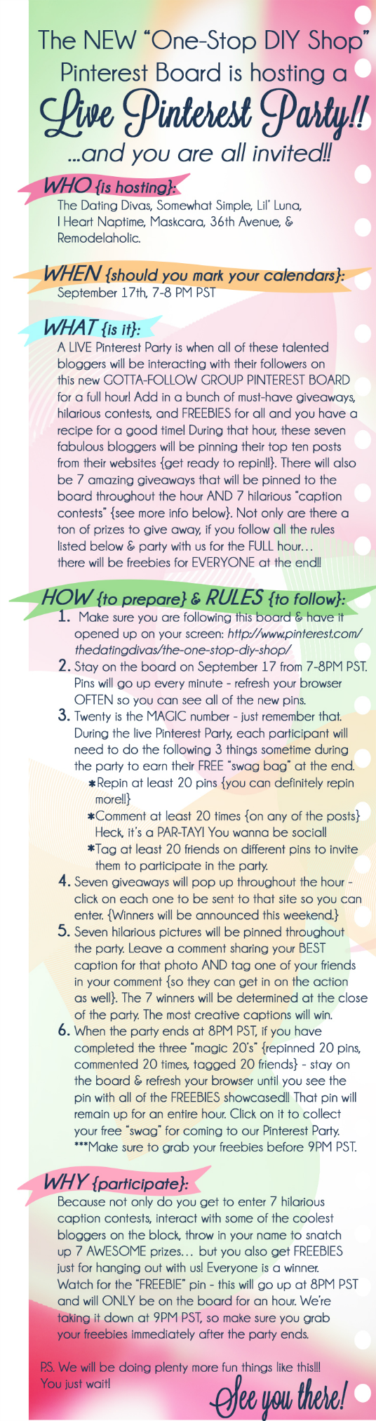 Party-announcement-and-Rules
