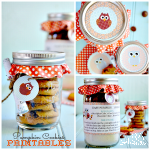 Pumpkin Cookie Recipe Free Printable