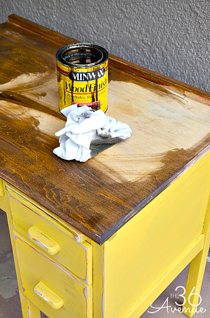 How To Strip Paint And Refinish Wood The 36th Avenue