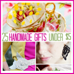 25 Handmade Gifts Under 5 Dollars
