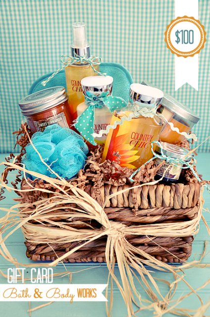 Enter to win 29 Gift Baskets full of our Favorite Things at the36thavenue.com ...So fun!