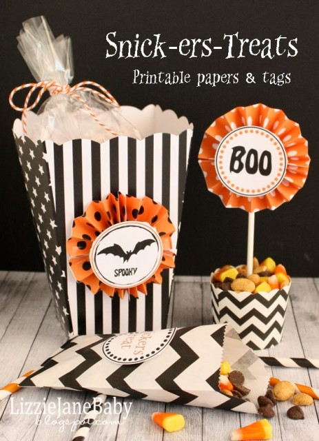 30 Spooktacular Halloween Ideas at the36thavenue.com These are awesome!