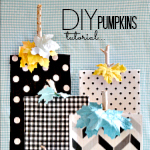 DIY Pumpkin Tutorial