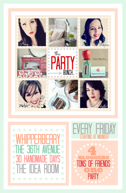 TPB Party Info Banner