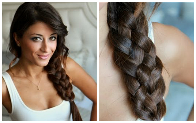 15 Gorgeous Hair Updo Tutorials at the36thavenue.com Perfect for