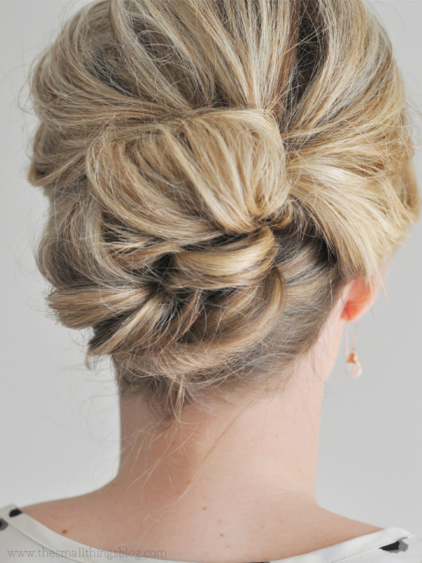 Hair Updo Tutorials | The 36th AVENUE