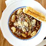 Italian Sausage Gnocchi Soup Recipe