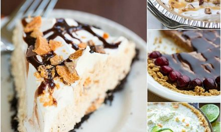 Pie Recipes – No Bake Pies
