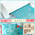 Silhouette Cameo Giveaway 150