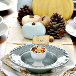 Fall Table Escape
