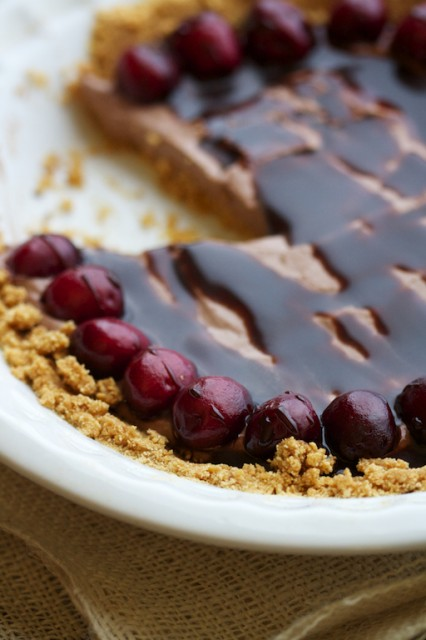 15 Delicious No-Bake Pie Recipes at the36thavenue.com So yummy! #recipes #pie #dessert