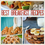25 Breakfast Recipes