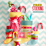 Christmas Stockings Printables 150