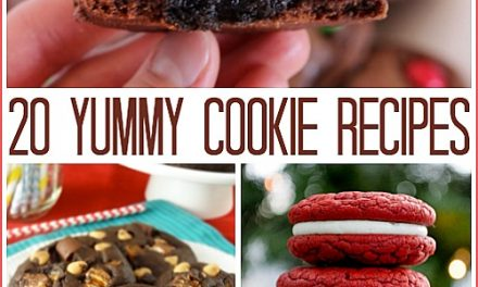 20 Delicious Cookie Recipes