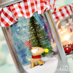 DIY Snow Globe and Accessories