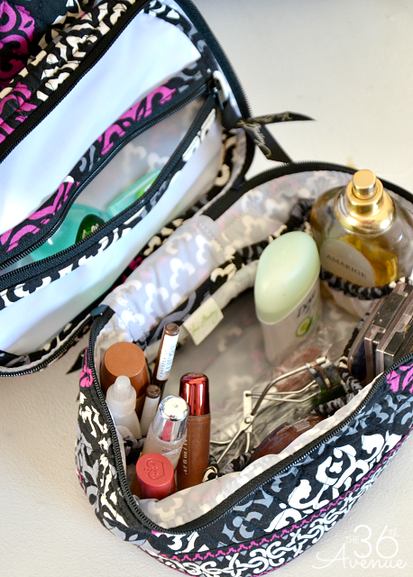 Vera B Makeup Bag