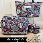 Vera Bradley Accessories and Giveaway