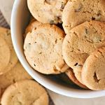 Mini Peanut Butter Chocolate Chip Cookie Recipe