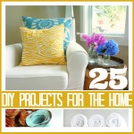 25 DIY Home Projects