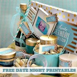 Free Printable ~ Date Night Basket