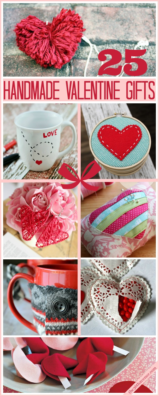 The 36th Avenue 25 Valentine Handmade Gifts The 36th