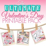 The Ultimate Valentine's Day Printable Pack Sale