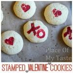 Sugar Cookie Recipe Valentines