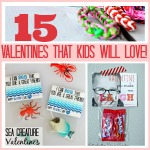 15 Handmade Valentines for Kids