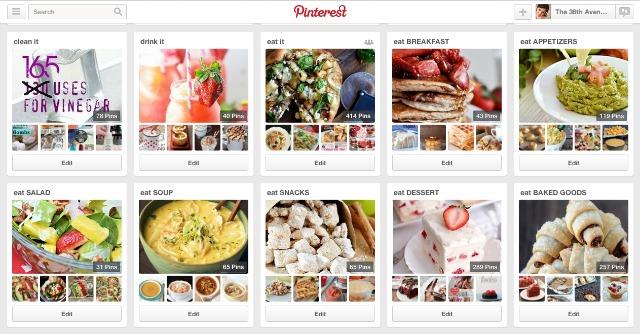 Pinterest Food