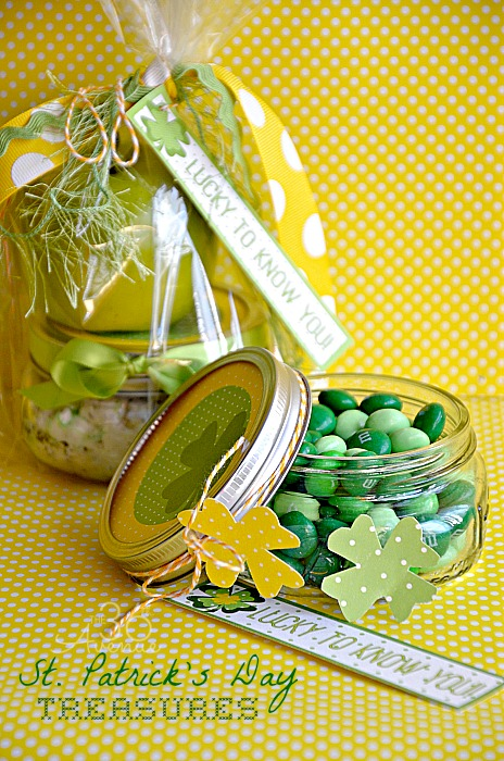 St. Patrick's Day Free Printable and Gift Idea @the36thavenue