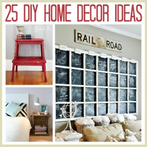Super cool DIY HOME Decor Ideas @the36thavenue
