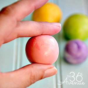 Bouncy Ball Tutorial @the36thavenue