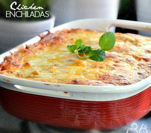 Chicken Enchiladas Casserole Recipe