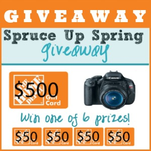 The $500 Giveaway