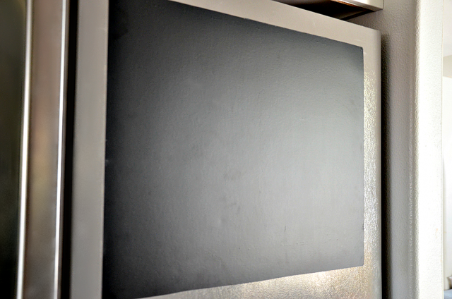 Chalkboard Magnetic Calendar 1