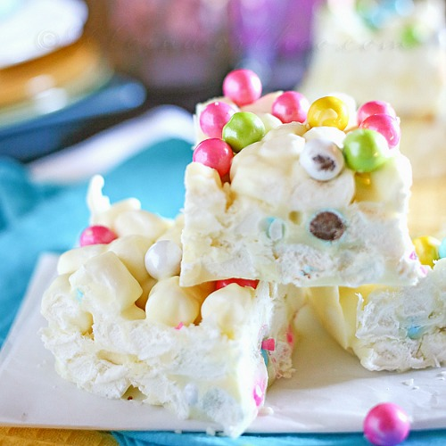 Marshmallow Easter Bars