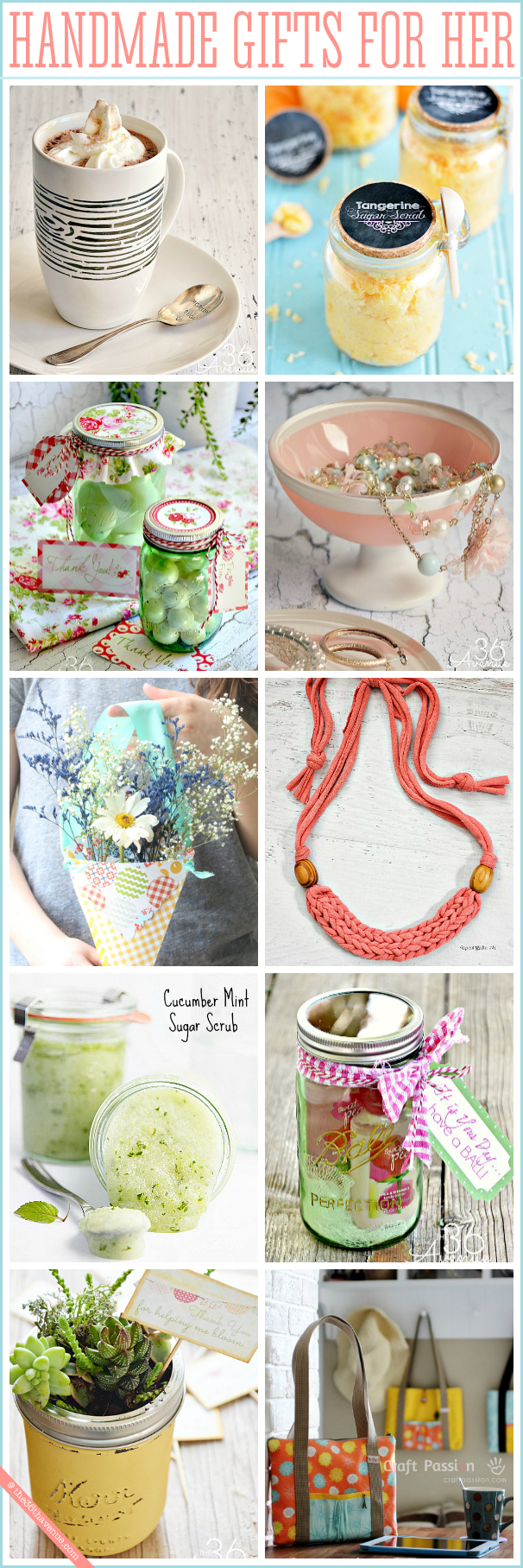 The 36th avenue handmade gifts for teachers the 36th Christmas ideas for your mom