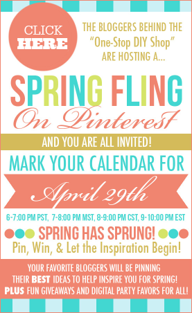 Spring Fling- Save the Date 300