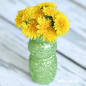 Kids Craft ~ DIY Vase