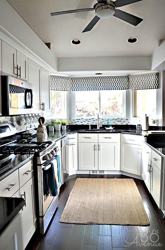 kitchen makeover neutral