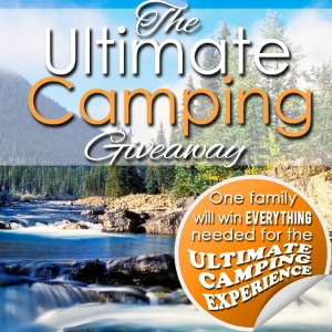 Ultimate Camping Giveaway