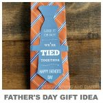 Father's Day Gift Idea ~ Free Printable