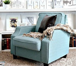 Living Room Decor and Family Room Reveal